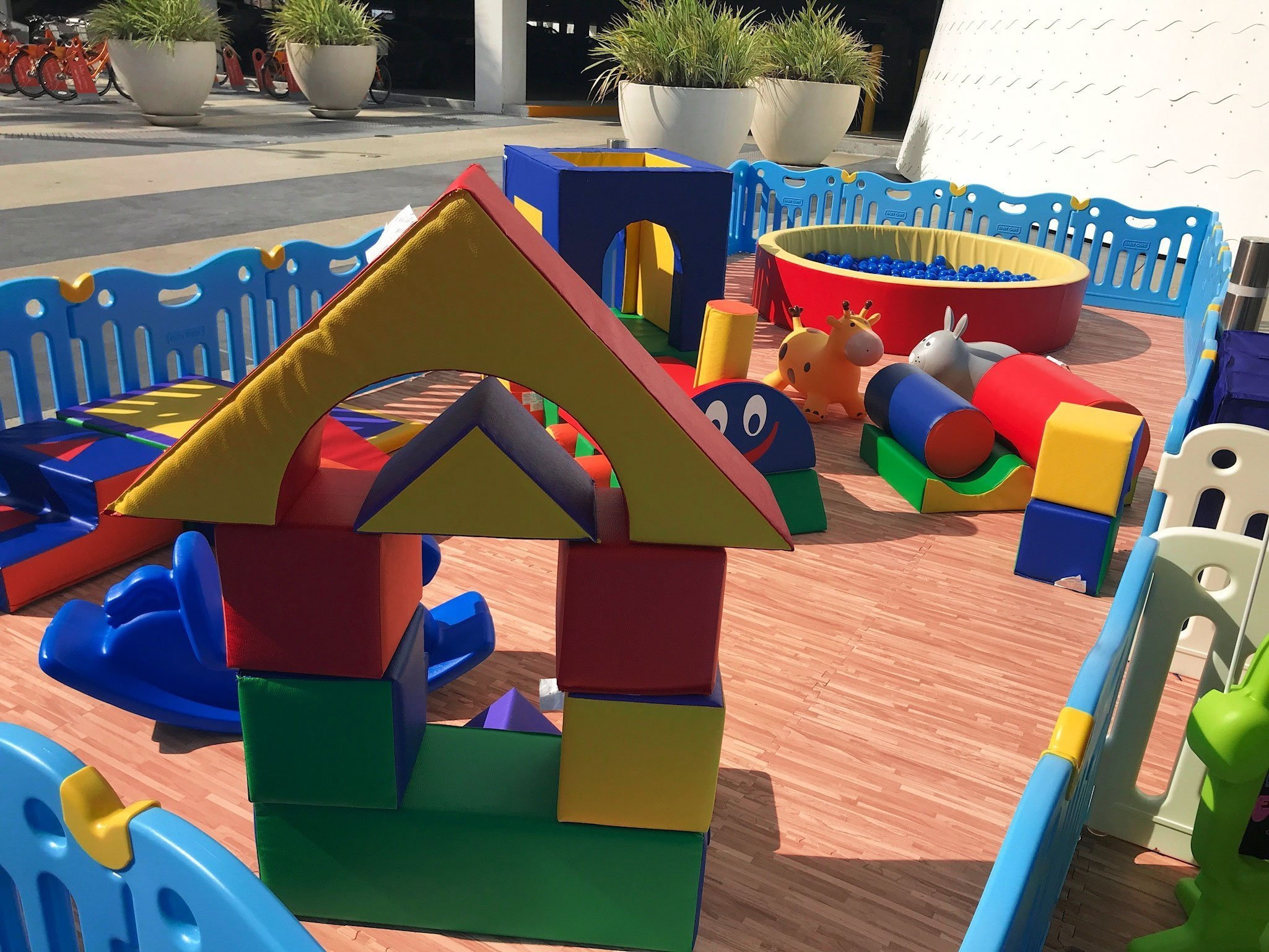 Soft Play Rental Lake Nona Orlando