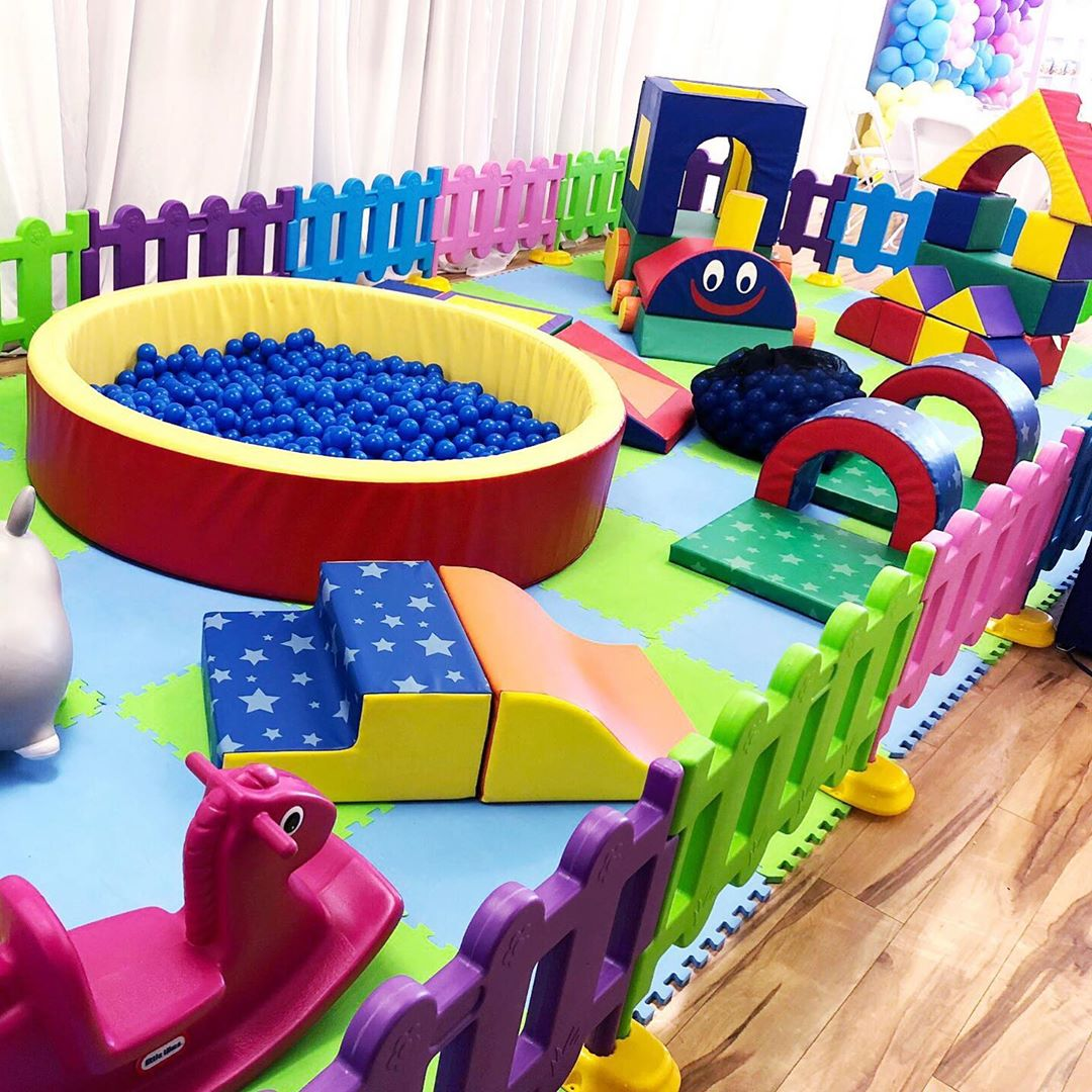 Soft Play Party Rental Orlando